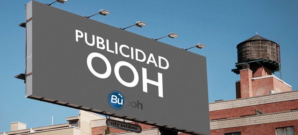Publicidad Ooh - publicidad exterior - buooh