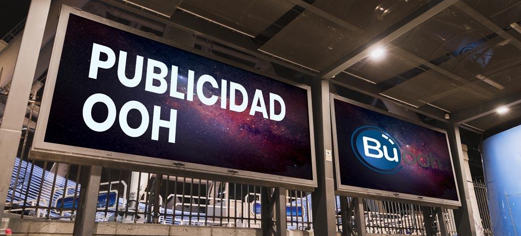 Buooh - Publicidad Ooh - publicidad exterior